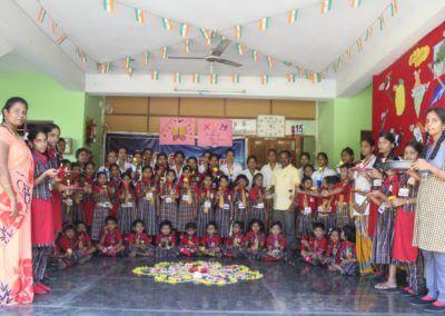 kathi vidhyalaya school function
