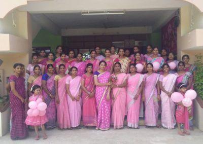 karthi vidhyalaya school staffs