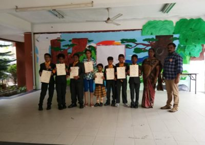 Matriculation School in Kumbakonam